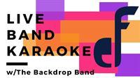 Live Band Karaoke at EvenFlow