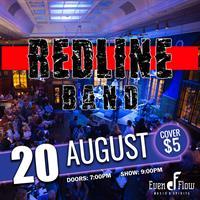 Redline Band w/ LiL at EvenFlow
