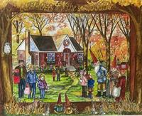 """""""Cottages In The Woods"""" Artists/Crafters/Vendors Sale in 20 Cottages"""