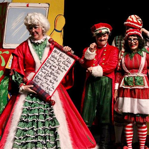 December 2019 Calendar Mainstage Mrs. Claus! A Holiday Musical on the Mainstage   Dec 11, 2019 to