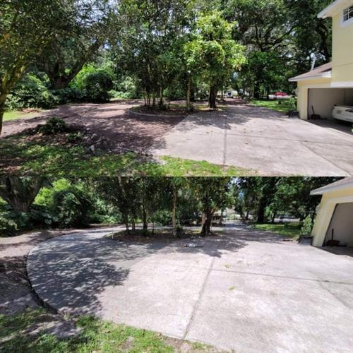 Driveway Extension - Seffner, FL