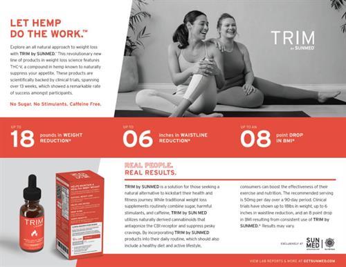 TRIM weight loss supplement