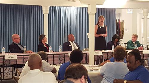 Hosting School Board Candidate Forums