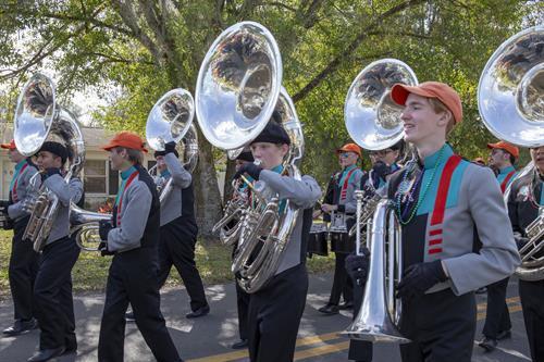 Plant City MLK Parade