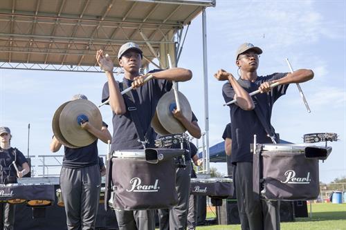 MLK Drumline Competition