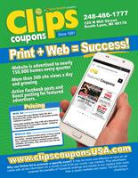 Call to Learn More about our Online Program! www.clipscouponsusa.com