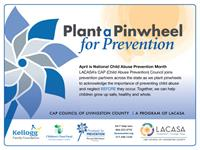 Child Abuse Prevention Month Campaign