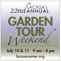 LACASA's Garden Tour Weekend Returns for 2021