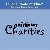 LACASA Receives $17,500 PetSmart Grant