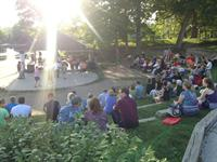 Jazz @the Pond with Los Gatos
