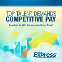 Express Employment 2021 Compensation Report