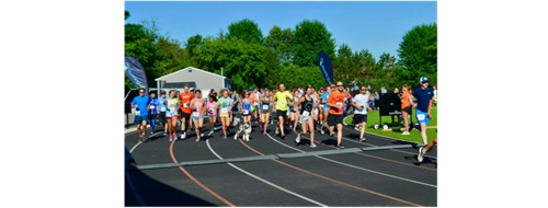 Annual Local 5k + Yoga Event