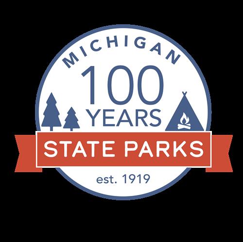 Michigan State Park Centennail