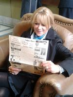 Coffee News reader - Loves the Trivia