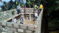 Building homes in Guatemala 14 years in a row.