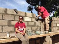 Buliding Homes in Guatemala.