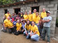 Building a home in Guatemala
