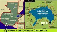Guatemal Map