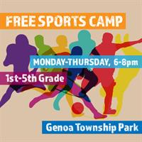 CBC Free Sports Camp