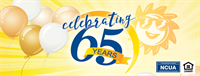 We are celebrating 65 years of service to our members!