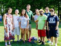 Day of Caring Field Day