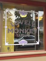 Lovely Monkey Tattoo located in Whitmore Lake, Michigan