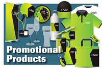 Great selection of products to promote your brand