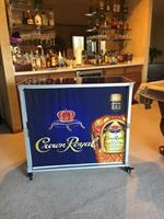 New Product! Pop-A-Bar - the ultimate in a quality portable bar / serving stand