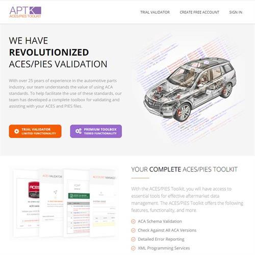 ACES/PIES Toolkit Website