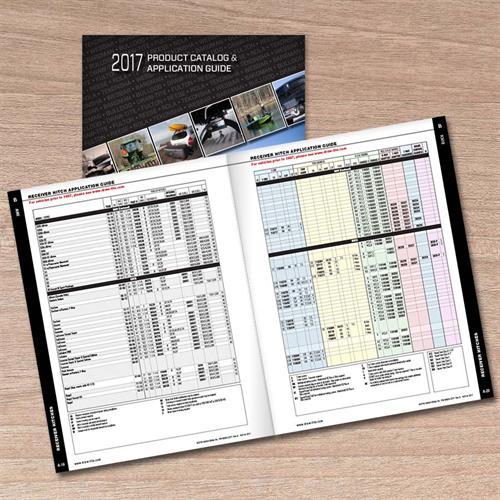 Horizon Global Vehicle Application Guide Generator