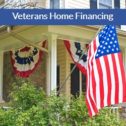 Financing for our Veterans 0% down, No PMI