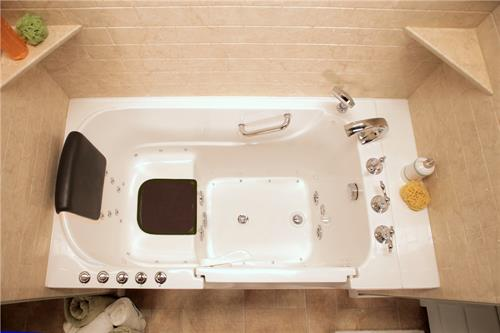 Alexis Walk-In Tubs lead the industry in integrity and features