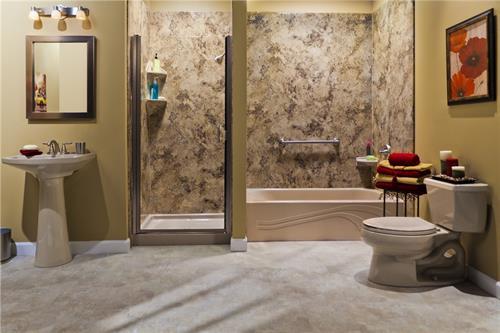Madiera Granite is a customer favorite