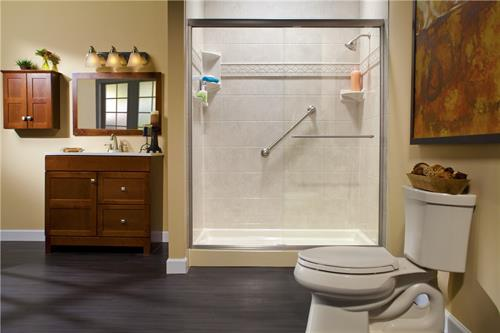 Beautiful shower doors for all systems