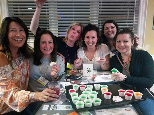 Hidden Lake Bunco Babes Night
