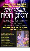 Throwback Mom Prom
