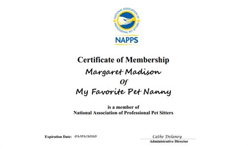 NAPPS Membership
