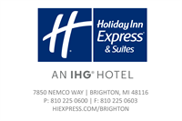 Holiday Inn Express & Suites Brighton - Nemco Way