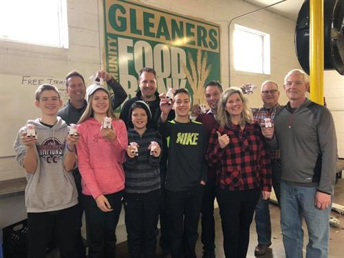 Gleaners Food Bank December 2018