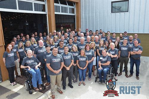 ARMOR Global Sales Team 2019