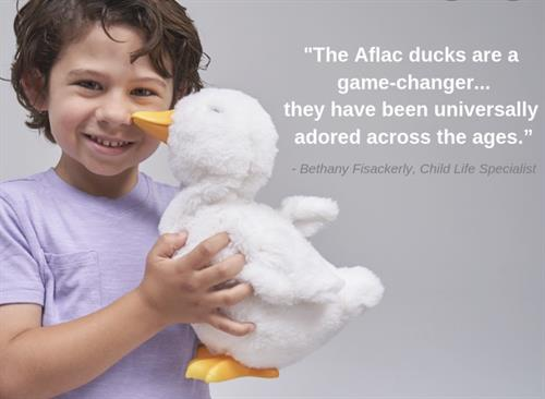 We Love the Duck!