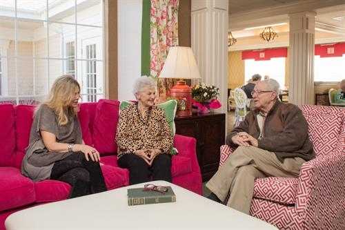 Senior Living Community - Independent Living, Assisted Living, Memory Care