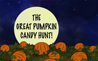 2nd Annual Great Pumpkin Candy Hunt