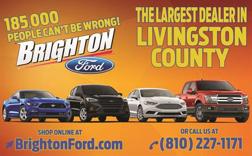 Largest Ford Dealership in Livingston County