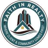 Faith In Realty | Donating an Average of $500.00 per Transaction to Local Nonprofits