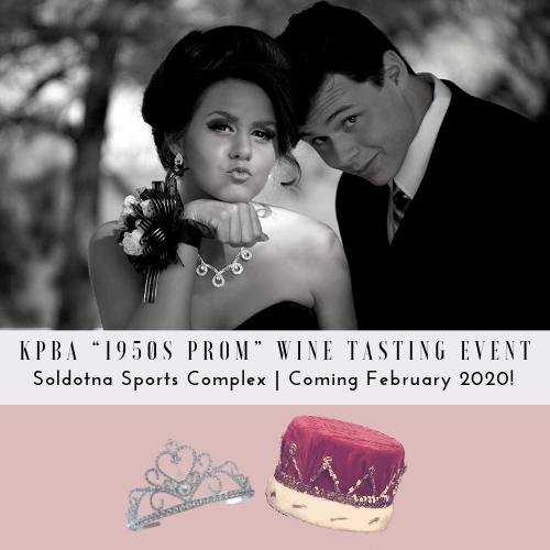 "Annual Wine Tasting - ""1950s Prom"" - Valentine's Weekend"