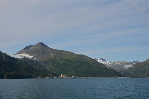 Whittier, Alaska  Photo Credit: Bill Rome