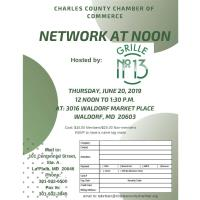 June 2019 Network at Noon