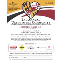 2nd Annual Unity in the Community