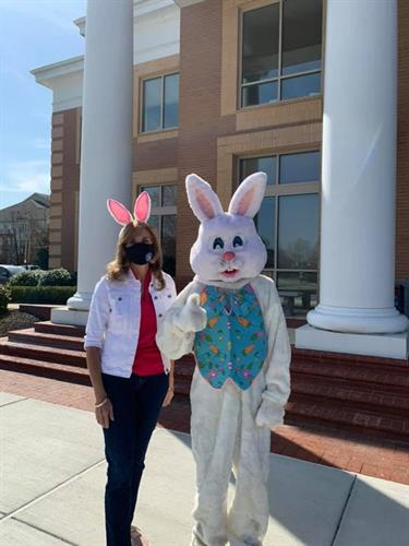 2021 Drive-By Easter event